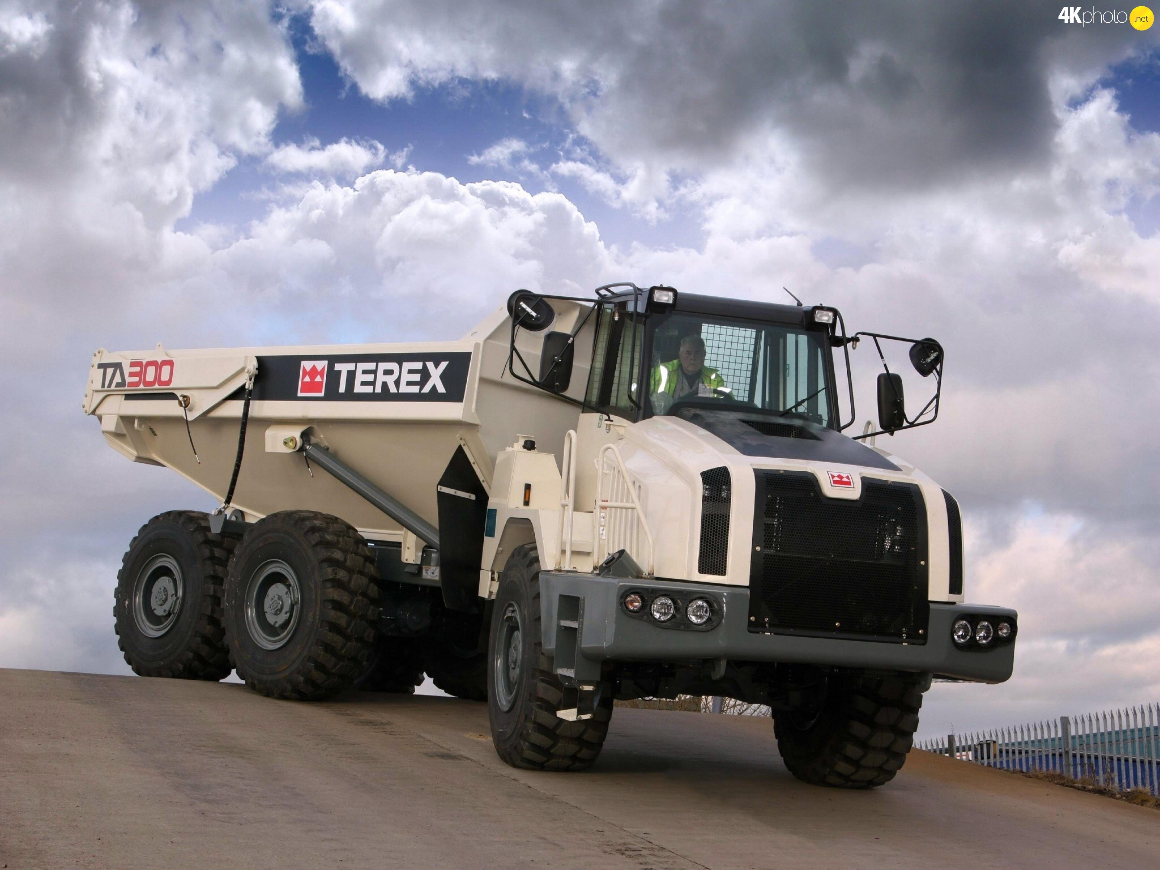 4kphoto.net-truck-dump-terex